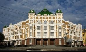 Театр оперы и балета. Репертуар на июль-август