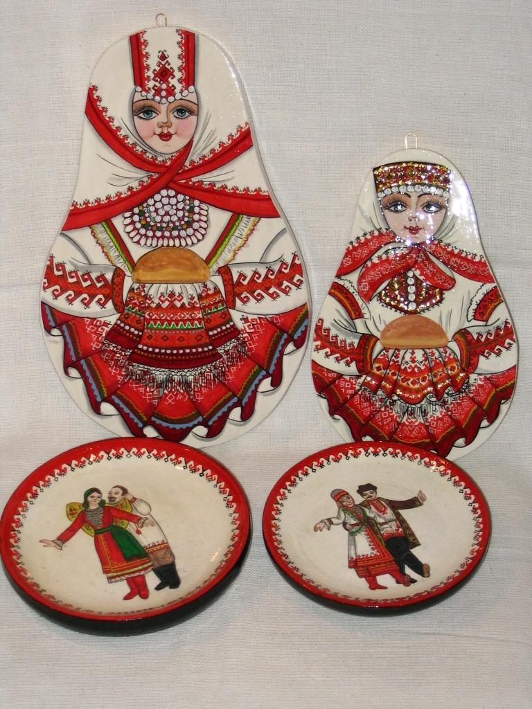 Сувениры. Йошкар-Ола