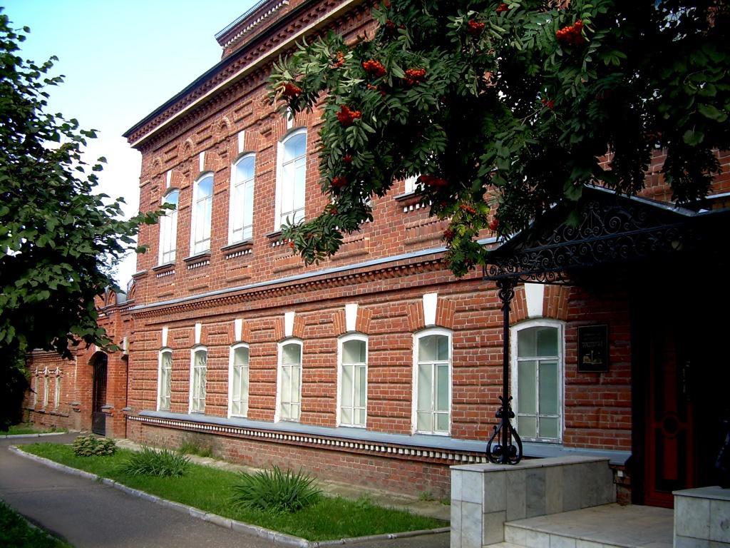 Дом лесопромышленника Т.В.Чулкова
