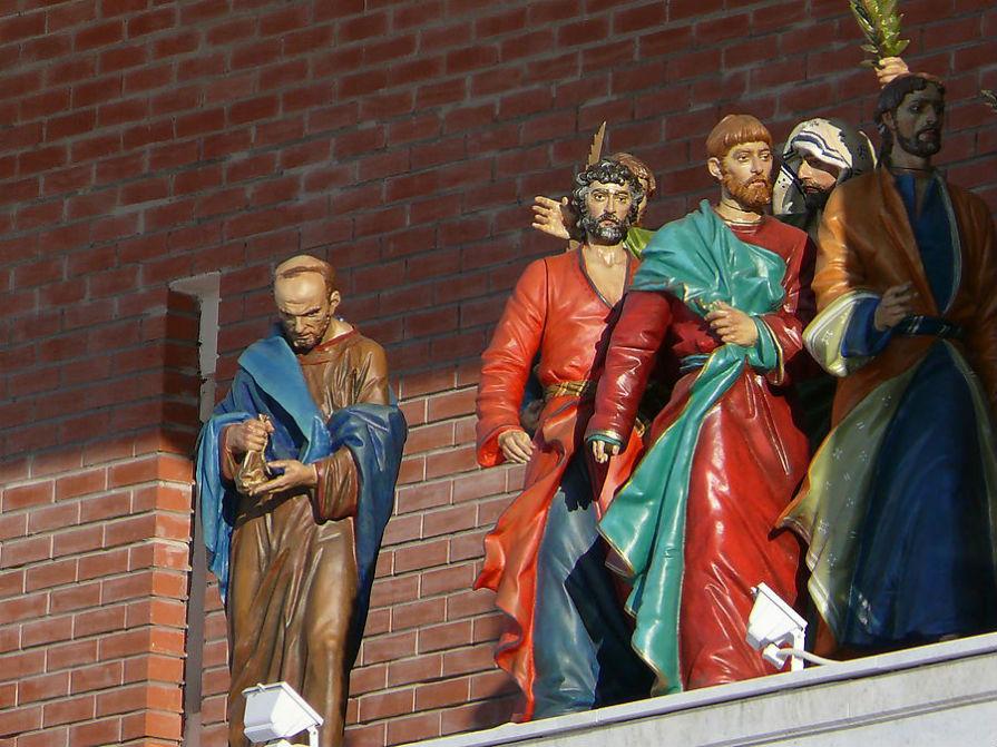 Йошкар-Ола. 12 апостолов